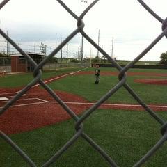 Photo taken at Lenz Field by Heidi R. on 5/20/2013