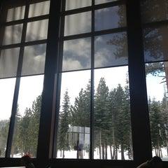 Photo taken at The Ritz-Carlton, Lake Tahoe by Gläce I. on 2/8/2013
