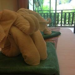 Photo taken at Lanta Resort by Cherry P. on 7/20/2013