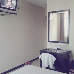 Photo taken at Bee Garden Motel by ERien H. on 1/18/2013