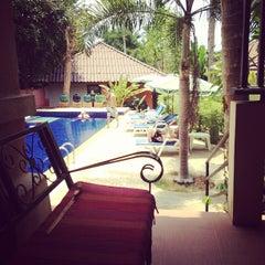 Photo taken at Floraville Resort Phuket by Alex K. on 3/25/2013