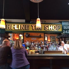 Photo taken at Tin Room Bar & Grill by tont t. on 3/8/2014