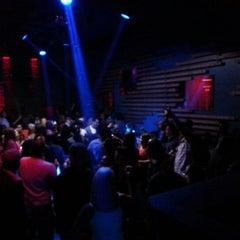 Photo taken at Aura NightClub by Robert J. on 2/3/2013