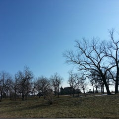 Photo taken at Swope Park by Robert J. on 12/27/2012