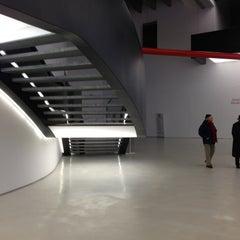 Photo taken at MAXXI Museo Nazionale delle Arti del XXI Secolo by Esteban F. on 1/27/2013