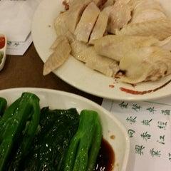 Photo taken at Kam Ho Restaurant by Alan N. on 12/26/2013