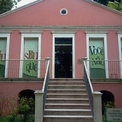 Photo taken at Museu Paraense Emilio Goeldi by Rachell D. on 4/30/2013