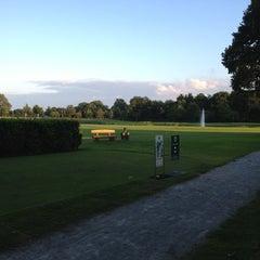 Photo taken at Oldenburgischer Golfclub e.V. by Björn N. on 4/18/2013