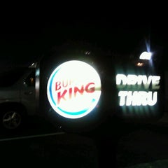 Photo taken at Burger King® by John A. on 11/30/2012
