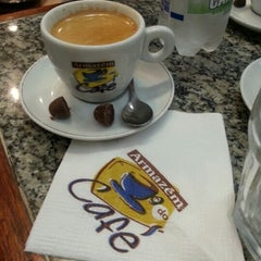 Photo taken at Armazém do Café by Julio Cesar P. on 11/26/2012