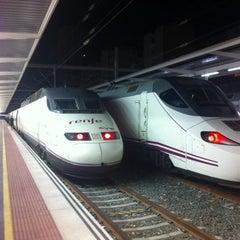 Photo taken at Estació d'Alacant Terminal by Mario S. on 12/17/2013
