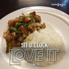 Photo taken at Sit O'clock by Boy Pene on 1/12/2013