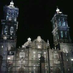 Photo taken at Catedral de Nuestra Señora de la Inmaculada Concepción by Eddi C. on 12/26/2012