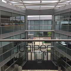 Photo taken at Juniper Networks by Evgeny B. on 7/23/2015