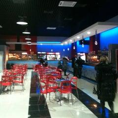 Photo taken at Киномир by Daniil G. on 2/2/2013