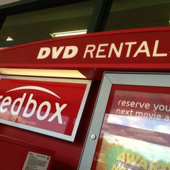 Photo taken at Redbox by David M. on 5/8/2013