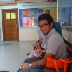 Photo taken at Fakulti Sains Komputer Dan Matematik UiTM by Muhammad H. on 1/16/2013