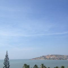 Photo taken at Playa Muerta by Antonio F. on 12/29/2012