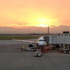Photo taken at Sofia International Airport (SOF) by Nikolay B. on 5/13/2013