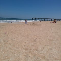 Photo taken at St. Augustine Pier by Cafe 11 on 5/14/2013