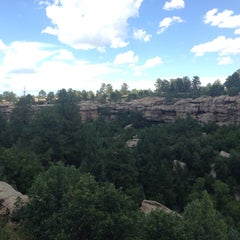 Photo taken at Castlewood Canyon State Park by sean k. on 8/14/2015