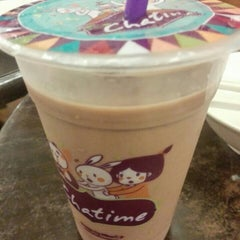 Photo taken at Chatime by Machine G. on 12/25/2015