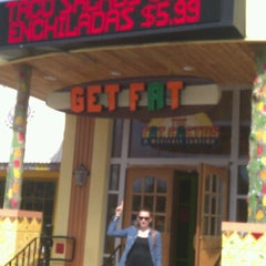 Photo taken at Fat Cactus Mexicali Cantina by Anneliese G. on 4/19/2013