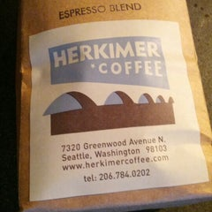 Photo taken at Herkimer Coffee by Jeremy D. on 11/23/2012
