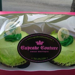 Photo taken at Cupcake Couture by Patty on 3/17/2013