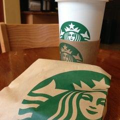 Photo taken at Starbucks by Tyler D. on 2/21/2013