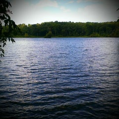 Photo taken at Tarrytown Lakes by Michelle F. on 8/10/2013