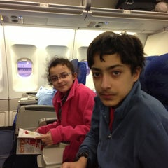 Photo taken at Gate E23 by Sergio A. on 1/13/2013