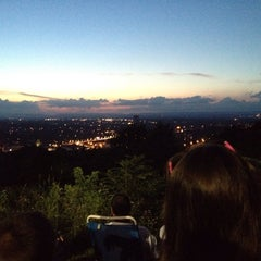 Photo taken at Lehigh University Lookout by Scooter on 7/5/2013