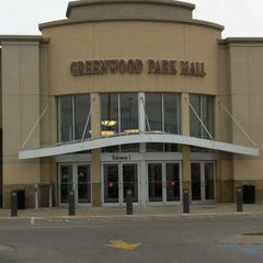 Photo taken at Greenwood Park Mall by Joseph B. on 2/21/2013