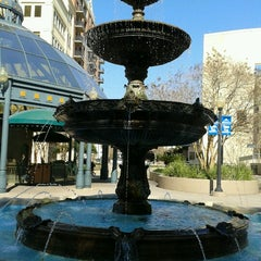 Photo taken at Kleman Plaza by Brenda C. on 1/23/2013