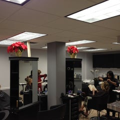 Photo taken at Christopher Anthony Salon & Spa by Carlos S. on 12/7/2012