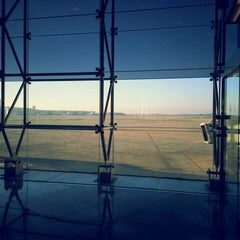 Photo taken at Terminal 2B by Paolo M. on 12/29/2012