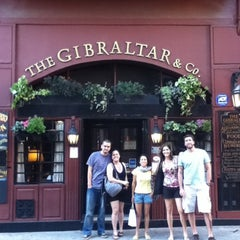 Photo taken at The Gibraltar & Co. by Mago P. on 12/7/2012