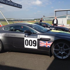 Photo taken at Silverstone Experience Centre by Sahara C. on 5/19/2013