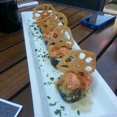 Photo taken at RA Sushi Bar Restaurant by Teresa H. on 7/5/2013
