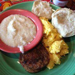 Photo taken at Flying Biscuit Cafe West Paces by Randy F. on 3/17/2013