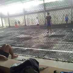 Photo taken at Lampung Futsal by Nurul u. on 3/20/2013