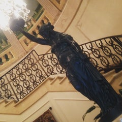 Photo taken at The Mansion on Main Street by Beth T. on 6/19/2015