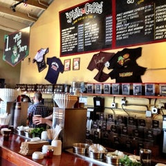 Photo taken at Philz Coffee by Justin S. on 11/1/2012