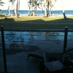 Photo taken at Castaways Resort Mission Beach by ksr s. on 7/8/2011