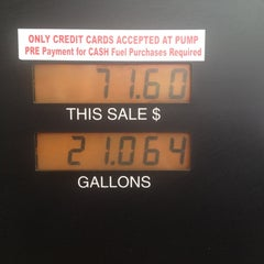 Photo taken at Shell by Keith K. on 2/10/2012