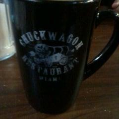 Photo taken at Chuck Wagon Restaurant by Belinda G. on 9/11/2011