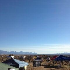 Photo taken at 24 Hour Town, Old Pueblo by Julian B. on 2/14/2013