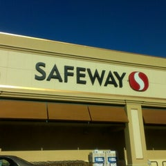 Photo taken at Safeway by Brittany on 2/9/2013