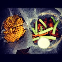 Photo taken at Wharf Bar & Grill by FeedMeImFamous f. on 11/24/2012